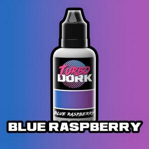 Turbo Dork   Turbo Dork Blue Raspberry Turboshift Acrylic Paint 20ml Bottle - TDBLRCSA20 - 631145994383