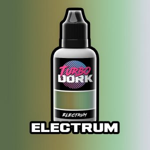 Turbo Dork   Turbo Dork Electrum Turboshift Acrylic Paint 20ml Bottle - TDELCCSA20 - 631145994437