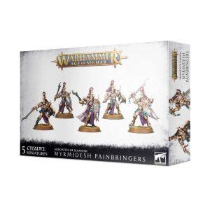 Games Workshop Age of Sigmar  Hedonites of Slaanesh Myrmidesh Painbringers - 99120201101 - 5011921128099