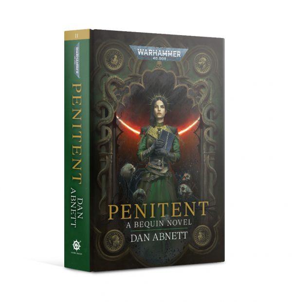 Games Workshop   Warhammer 40000 Books Penitent (Hardback) Bequin, Book 2 - 60040181764 - 9781789998511