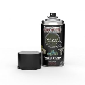 The Army Painter   Spray Paint GM: Terrain Primer - Wilderness & Woodland - AP-GM3003 -