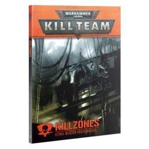 Games Workshop Kill Team  Kill Team Kill Team: Killzones - 60040199123 - 9781788268004