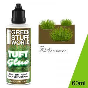 Green Stuff World   Glue Tuft Glue 60ml - 8436574508956ES - 8436574508956