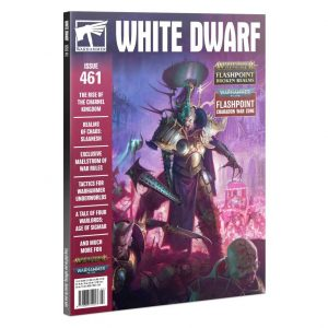 Games Workshop   White Dwarf White Dwarf 461 (February 2021) - 60249999603 - 5011921156177