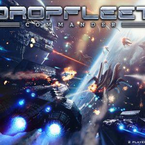 TTCombat Dropfleet Commander  Dropfleet Essentials Dropfleet Commander 2 Player Set - HDF-10002 - 740781772269