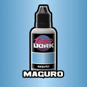 Turbo Dork   Turbo Dork Maguro Metallic Acrylic Paint 20ml Bottle - TDMAGMTA20 - 631145995090