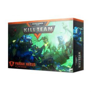 Games Workshop Kill Team  Kill Team Warhammer 40,000: Kill Team Pariah Nexus - 60010199035 - 5011921137961
