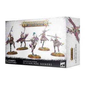 Games Workshop Age of Sigmar  Hedonites of Slaanesh Slickblade / Blissbard Seekers - 99120201102 - 5011921128105