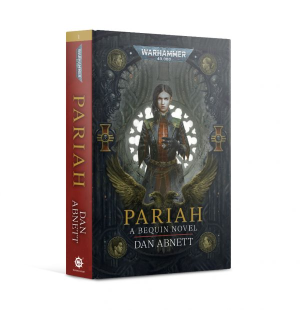 Games Workshop   Warhammer 40000 Books Pariah (Hardback) Bequin, Book 1 - 60040181765 - 9781800260351
