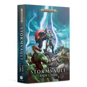 Games Workshop   Age of Sigmar Books Stormvault (hardback) - 60040281265 - 9781789990898