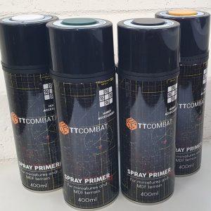 TTCombat   Spray Paint Sabre Silver - TTHS-007 - 5060850179504