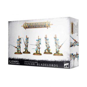 Games Workshop Age of Sigmar  Lumineth Realm-lords Lumineth Realm-lords Vanari Bladelords - 99120210033 - 5011921128266