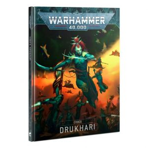 Games Workshop Warhammer 40,000  Drukhari Codex: Drukhari (2021) - 60030112008 - 9781839061899