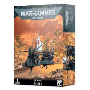 Games Workshop Warhammer 40,000  Drukhari Drukhari Raider - 99120112046 - 5011921155835