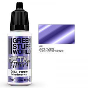 Green Stuff World   Metal Filters Metal Filters - Purple Interference - 8436574509427ES - 8436574509427