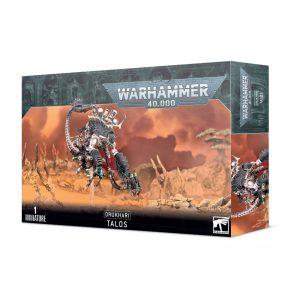 Games Workshop Warhammer 40,000  Drukhari Drukhari Talos - 99120112048 - 5011921155859