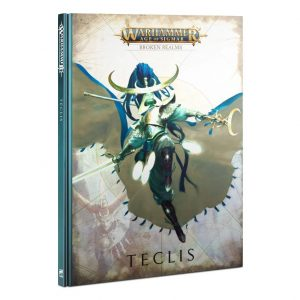 Games Workshop Age of Sigmar  Broken Realms Broken Realms: Teclis - 60040299100 - 9781839062872