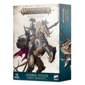 Games Workshop Age of Sigmar  Broken Realms Broken Realms: Horrek Venzai – Horrek's Dreadlance - 99120207107 - 5011921145638