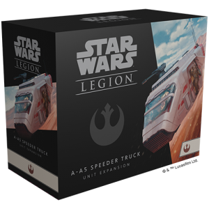 Fantasy Flight Games Star Wars: Legion  The Galactic Republic - Legion Star Wars Legion: A-A5 Speeder Truck Unit Expansion - FFGSWL79 -