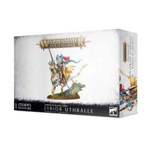 Games Workshop Age of Sigmar  Lumineth Realm-lords Lumineth Realm-lords Lyrior Uthralle - 99120210031 - 5011921128242