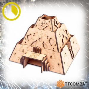 TTCombat   Sci Fi Gothic (28-32mm) Pyramid of Destiny - TTSCW-SFG-107 - 5060880910474