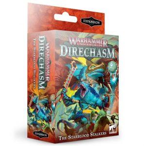 Games Workshop Age of Sigmar | Warhammer Underworlds  Warhammer Underworlds Warhammer Underworlds: The Starblood Stalkers Warband - 60120708001 - 5011921135394