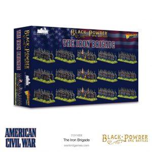 Warlord Games Black Powder Epic Battles  Black Powder Epic Battles Epic Battles: American Civil War The Iron Brigade - 312414006 -