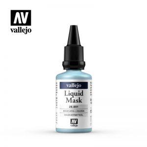 Vallejo   Vallejo Extras AV Vallejo - Liquid Mask 32ml - VAL28851 - 8429551288514