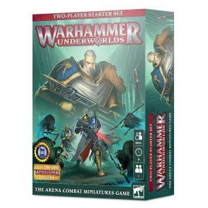 Games Workshop Warhammer Underworlds  Warhammer Underworlds Warhammer Underworlds: 2-player Starter Set - 60010799012 - 5011921141036