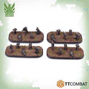 TTCombat Dropzone Commander  UCM Infantry UCM Praetorian Snipers - TTDZR-UCM-021 - 5060880910856