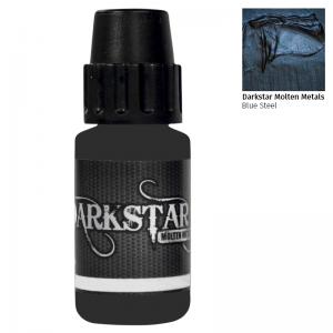 Dark Star   Dark Star Molten Metals Darkstar Molten Metals Blue Steel (17ml) - DS-DM856 -
