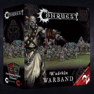 Para-Bellum Conquest: The Last Argument of Kings  W'adrhun W'adrhun: Warband Set - PBW6049 -