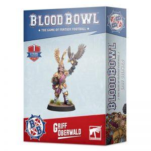 Games Workshop Blood Bowl  Blood Bowl Blood Bowl: Griff Oberwald - 99120999008 - 5011921139361
