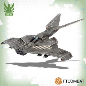 TTCombat Dropzone Commander  UCM Air Vehicles UCM Seraphim Bomber - TTDZR-UCM-003 - 5060570137013