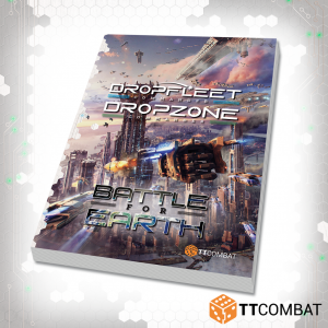 TTCombat Dropfleet Commander | Dropzone Commander  Dropzone Commander Essentials Dropzone Commander: Battle for Earth - TTDZK-ACC-001 - 5060570135118