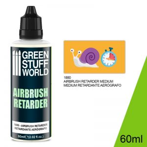 Green Stuff World   Airbrushes & Accessories Airbrush Retarder 60ml - 8436574502398ES - 8436574502398