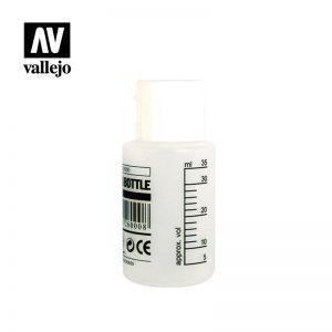 Vallejo   Vallejo Extras AV Acrylics - Mixing Bottle 35ml - VAL26000 - 8429551260008