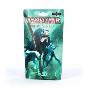 Games Workshop Warhammer Underworlds  Warhammer Underworlds Warhammer Underworlds: Essential Cards (English) - 60050799002 - 5011921143382