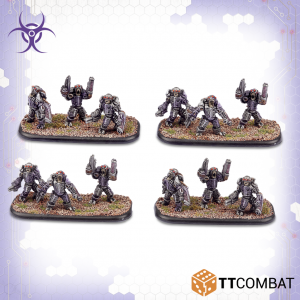 TTCombat Dropzone Commander  Scourge Infantry Scourge Demolisher Shock Troops - TTDZR-SCG-019 - 5060880910979