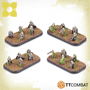 TTCombat Dropzone Commander  PHR Infantry PHR Longreach Snipers - TTDZR-PHR-014 - 5060880911051