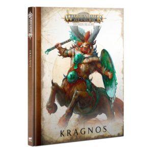 Games Workshop Age of Sigmar  Age of Sigmar Essentials Broken Realms: Kragnos - 60040299102 - 9781839063695