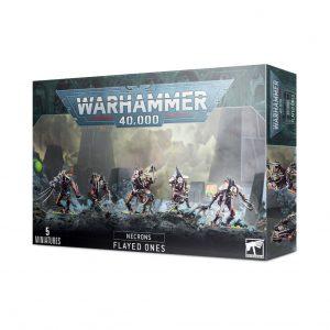 Games Workshop Warhammer 40,000  Necrons Necron Flayed Ones - 99120110056 - 5011921139101