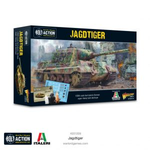 Warlord Games Bolt Action  Germany (BA) German Jagdtiger - Super Heavy Tank Destroyer - 402012039 -