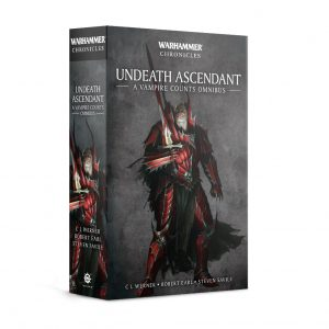 Games Workshop   Warhammer Chronicles Undeath Ascendent, Vampire Counts Omnibus - 60100281287 - 9781789998306