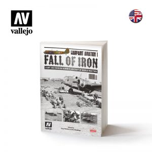 Vallejo   Other Books AV Vallejo Book - Warpaint Aviation 1: Fall of Iron - VAL75016 -