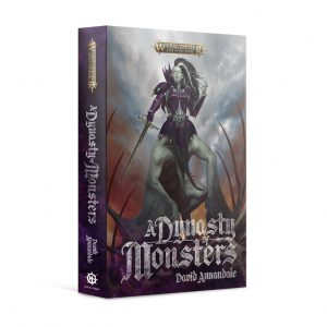 Games Workshop   Age of Sigmar Books A Dynasty of Monsters (hardback) - 60040281277 - 9781789998276