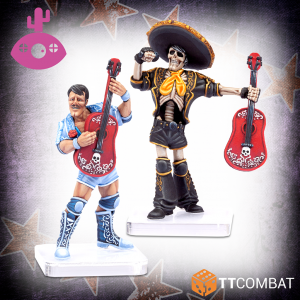 TTCombat Rumbleslam  Rumbleslam Rumbleslam Pedro & Dedro - TTRSR-MOO-011 -