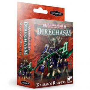 Games Workshop Warhammer Underworlds  Warhammer Underworlds Warhammer Underworlds: Direchasm – Kainan's Reapers - 60120707004 - 5011921135936