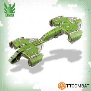 TTCombat Dropzone Commander  UCM Air Vehicles UCM Titania Condor / Eagle - TTDZR-UCM-028 - 5060570137785