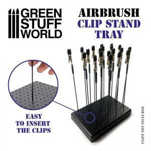 Green Stuff World   Airbrushes & Accessories Airbrush Clip Board - 8436574509632ES - 8436574509632